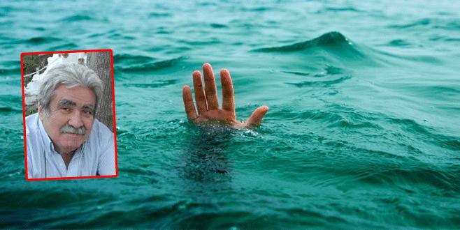 Bursa'da acı son: Denizde rahatsızlanınca boğuldu