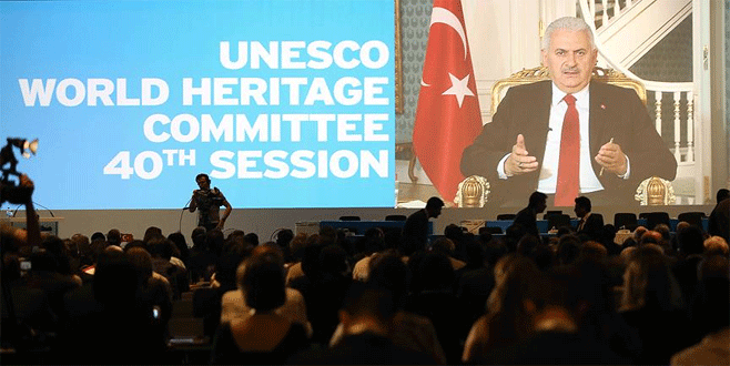 'UNESCO'ya çok büyük görev ve sorumluluklar düşüyor'