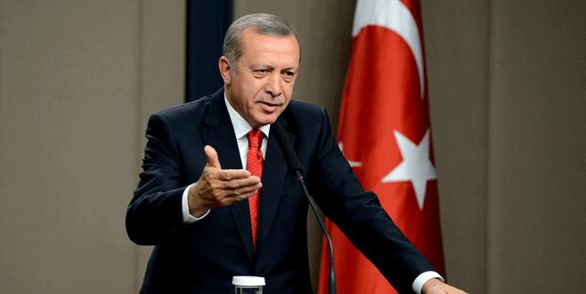 Erdoğan açıkladı: Suriyeliye TOKİ konutları
