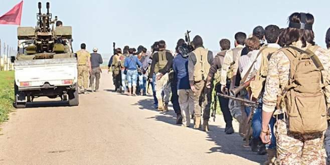 '55 ÖSO üyesi Türkiye'ye kaçtı' iddiası