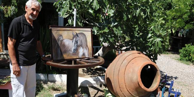 Sanat bahçesini müzeye dönüştürecek