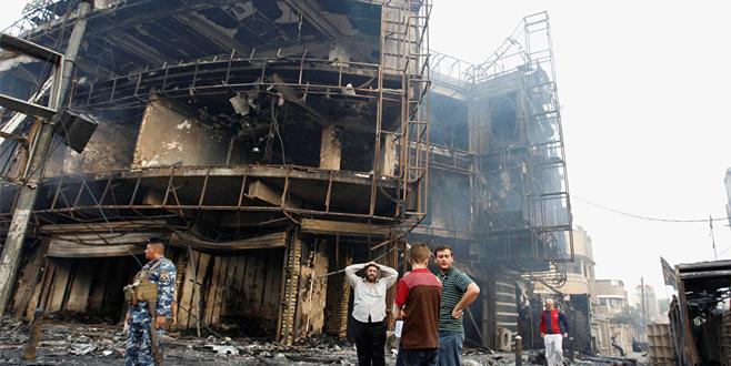 Bağdat'ta yine patlama
