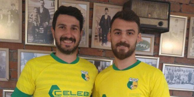 Tirilyespor'dan çifte transfer