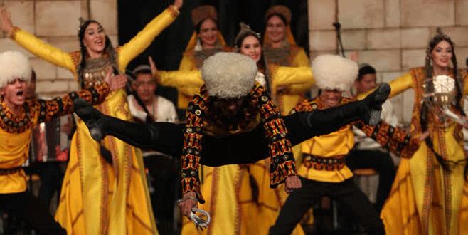Altın Karagöz Türkmenistan'ın