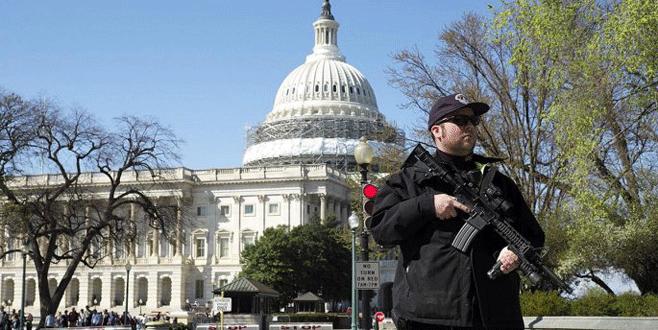 ABD Kongresi'nde güvenlik alarmı