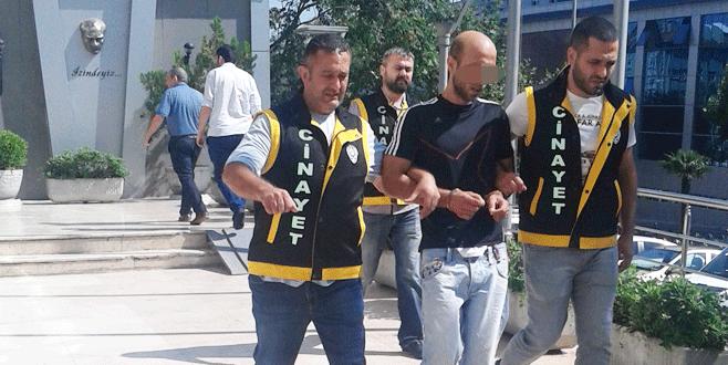 Bursa'da dehşet saçan pompalı saldırgan yakalandı