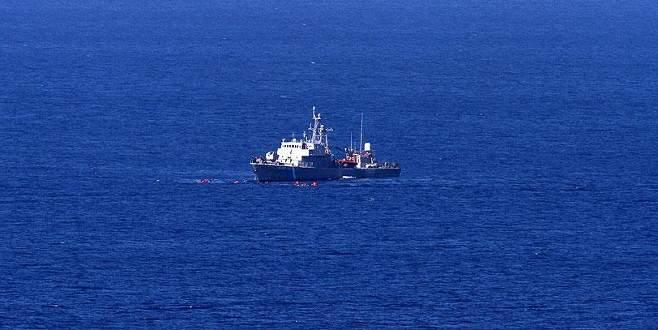 Midilli açıklarında bot battı: 4 ölü