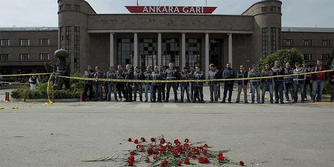 Ankara Garı saldırısı iddianamesi kabul edildi