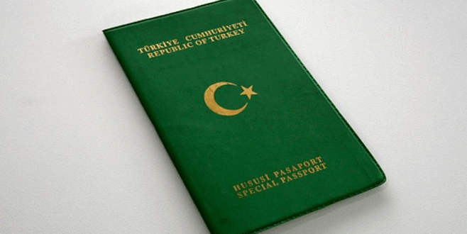 İş dünyasının yeşil pasaport sevinci