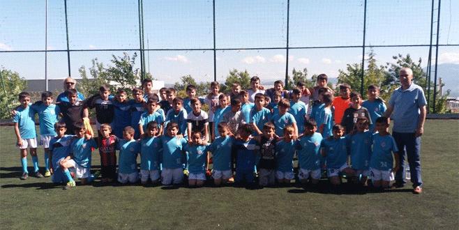 Kartalspor'da futbol coşkusu!