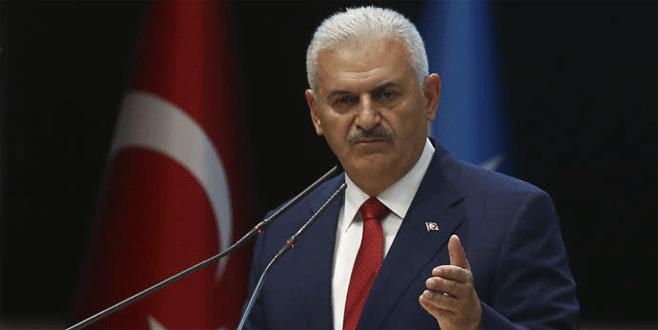 Başbakan Yıldırım'dan 'Suriye' açıklaması