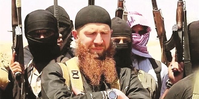 IŞİD'li Ömer Şişhani öldürüldü