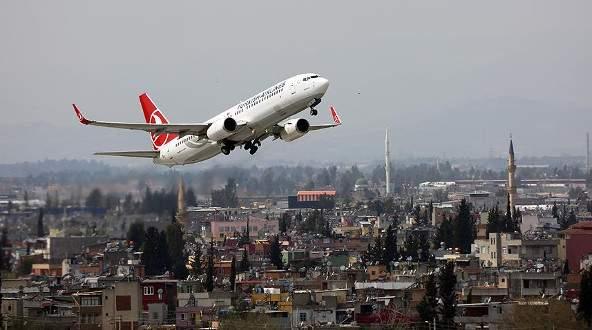 Transit yolcu sayısı 7,6 milyon kişiyle rekor kırdı