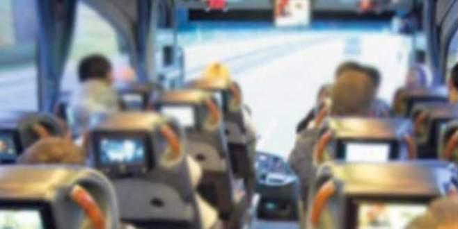 Otobüste mastürbasyon yapan muavinin cezası belli oldu