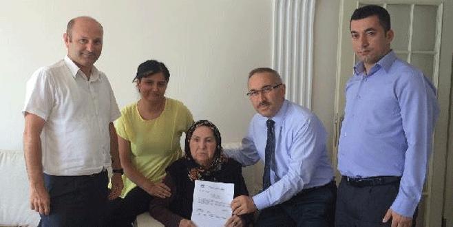 Eşinin ölümünden 31 yıl sonra maaş bağlandı