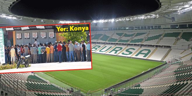 Bir Konya'ya bak bir de Bursa'ya! Yakışmıyor bize…