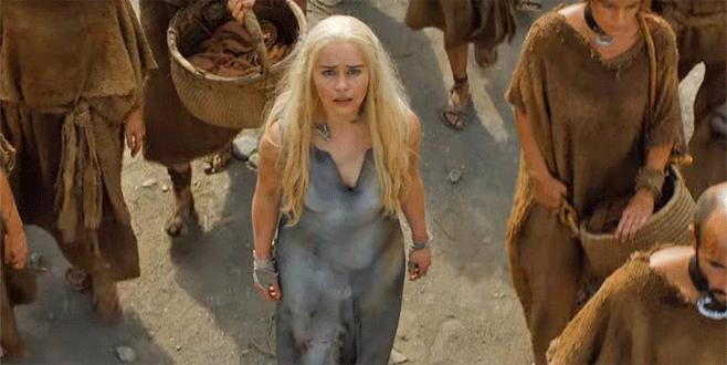 'Games of Thrones' zirvede