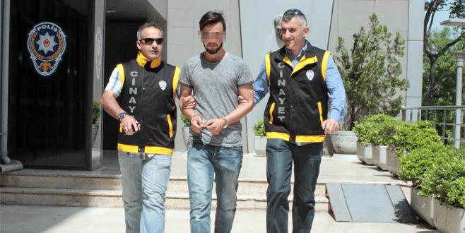 Bursa'da kadın hakimden sanıklara tepki