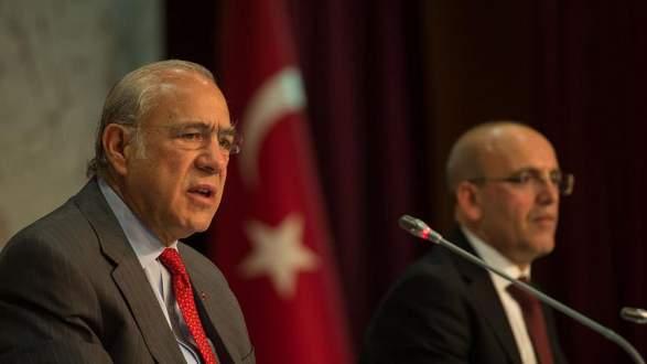 OECD Türkiye ile ilgili büyüme beklentilerini değiştirmedi