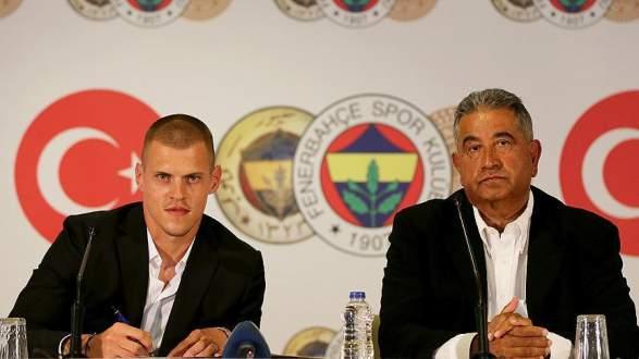 Martin Skrtel resmen Fenerbahçe'de