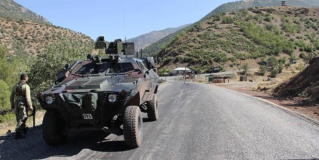 Tunceli'de alçak saldırı
