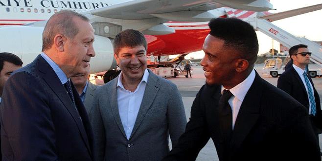 'Maçın yıldızı Erdoğan olacak'