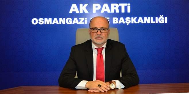 Osmangazi Ak Parti'den kınama