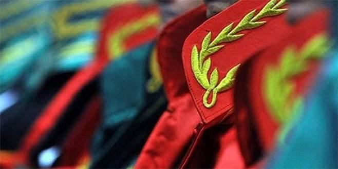Yüksek yargıda 193 üye hakkında gözaltı kararı