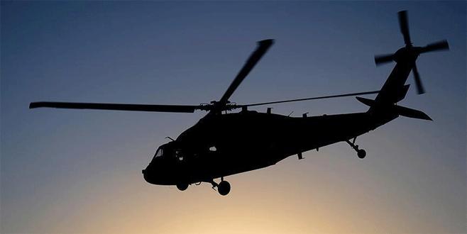 Yunanistan'a kaçırılan helikopter Türkiye'ye getiriliyor