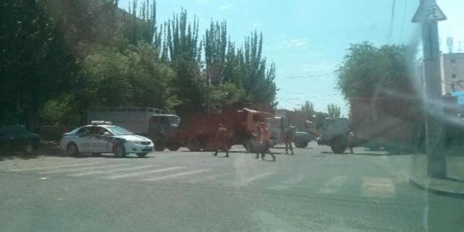 Ermenistan'da karakol baskını