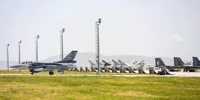 Konya 3. Ana Jet Üs Komutanlığında 7 kişiye gözaltı