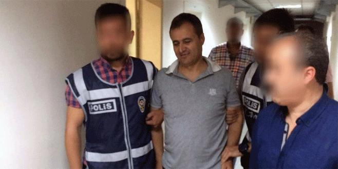 'Darbenin seyrini Bursa'daki ilk gözaltı etkiledi'
