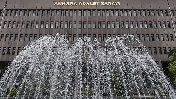 Gözaltına alınan 20 er Ankara Adliyesine getirildi