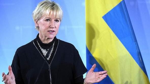 İsveç Dışişleri Bakanı Wallström: Türkiye'deki halkla dayanışma içindeyiz