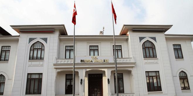 Bursa'da 3 vali yardımcısı ve 3 kaymakam görevden alındı