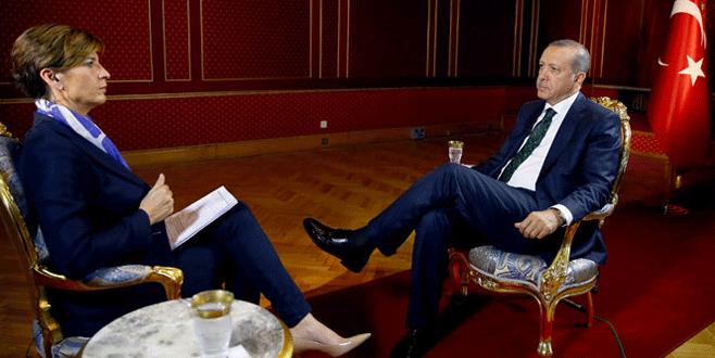 Cumhurbaşkanı Erdoğan: '15 dakika kalsam öldürülecektim'