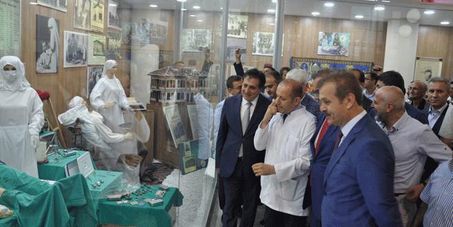 İnegöl Devlet Hastanesi Kemoterapi Ünitesi açıldı