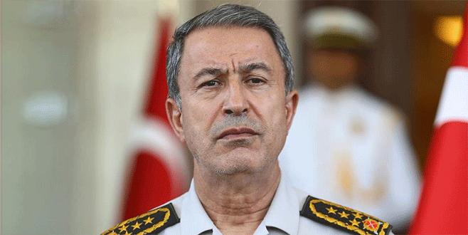 Hulusi Akar'ın 'şikayetçi' olarak ifadesi alındı