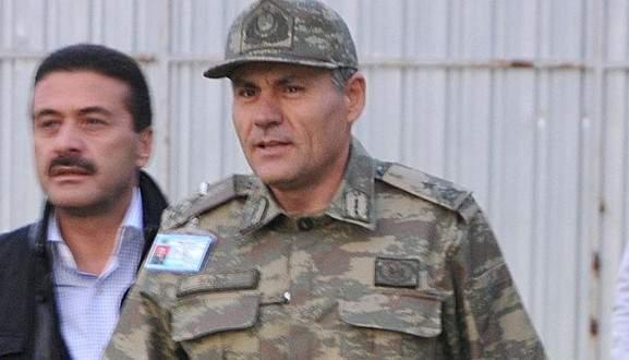 Sivas Garnizon Komutanı Tuğgeneral Sağır tutuklandı