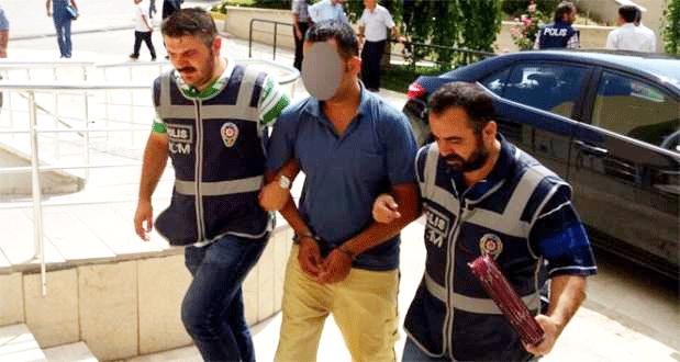 Sosyal medyadan darbeyi destekleyen şahsa gözaltı