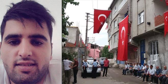 Şehit polis ağabeyine mektupla vasiyetini yollamış