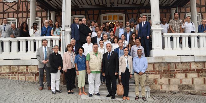 UNESCO Heyeti'nden Bursa'ya övgü