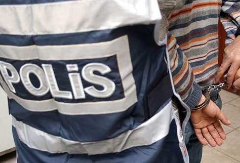 Bursa'da 1 yüzbaşı ile 2 astsubaya gözaltı