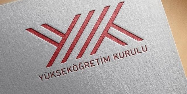 YÖK'ten rektörlere 'FETÖ ile mücadele' talimatı