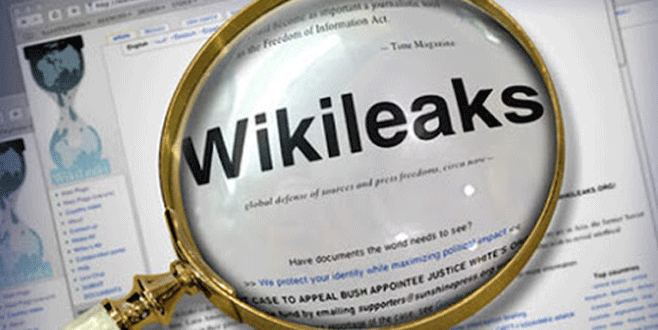Wikileaks'e erişim yasaklandı