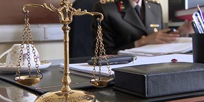 Tüm askeri hakim ve savcılara soruşturma