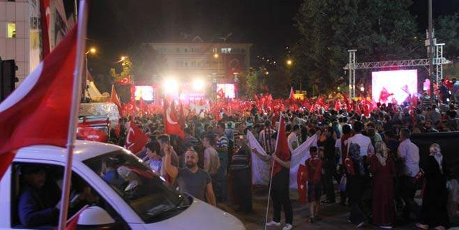 Bursa'da FETÖ'ye temsili idam