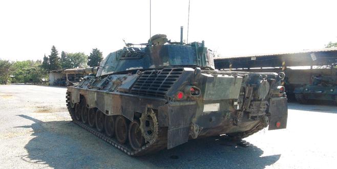 Tankla 5 kişiyi ezdiği belirtilen 3 asker tutuklandı