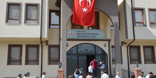 Bursa'da FETÖ yurdu mühürlendi!