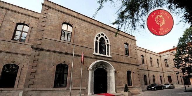 Ankara Valiliği'nden 'Etimesgut' açıklaması